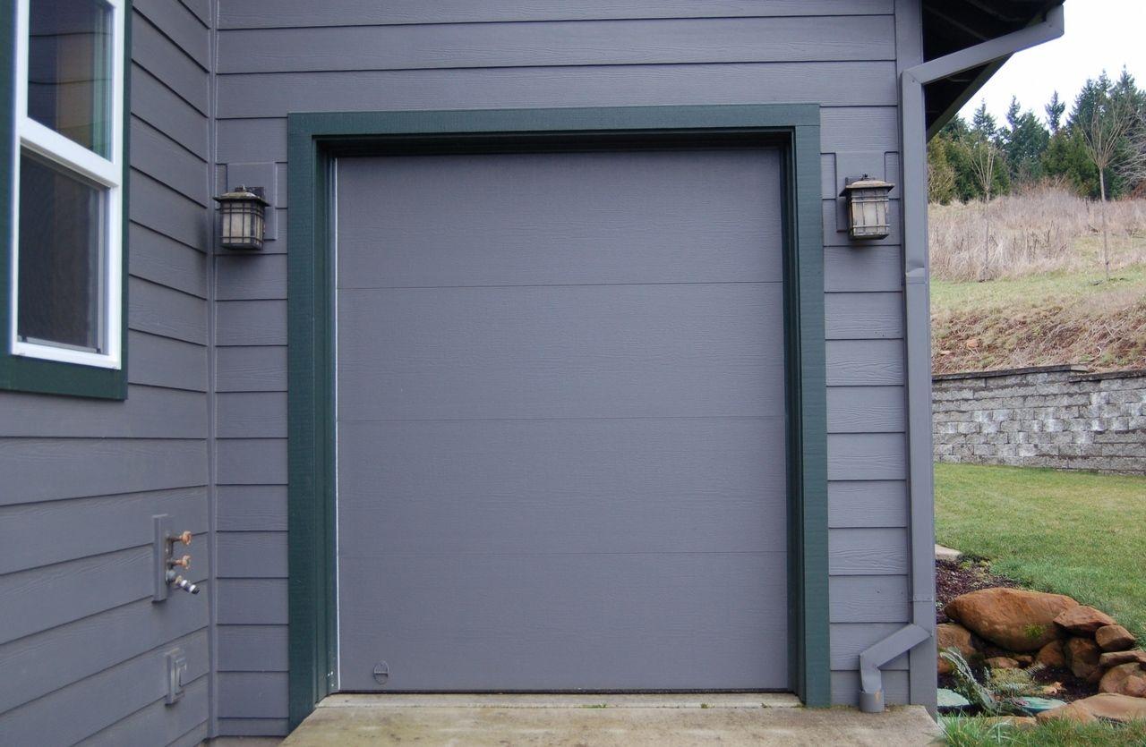 6 Foot Insulated Garage Door