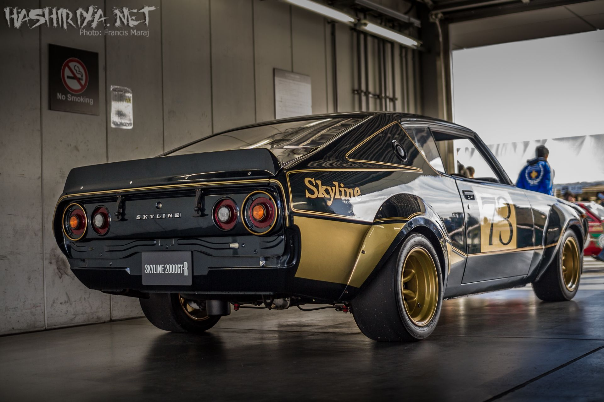 Ken and mary go racing kpgc110 skyline gtr cool cars sharonov 1972 nissan skyline gt r vanachro Gallery