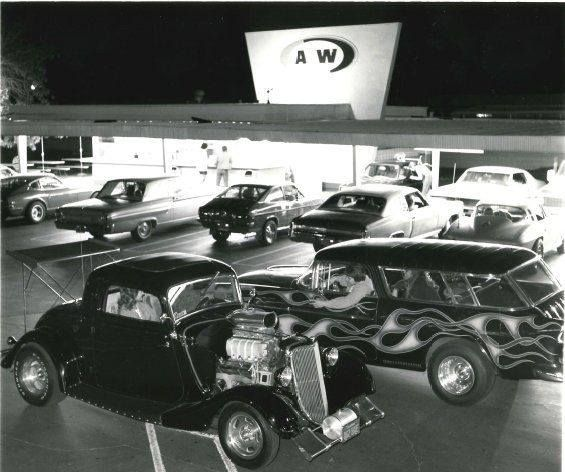 A&W at 1st Street and Daisy in Santa Ana, CA in 1974. I loved going to A&W in high school! www.jeffreymarkell.com #orangecountyrealtor #jeffforhomes #luxury