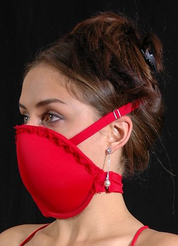 Image result for bras for face masks
