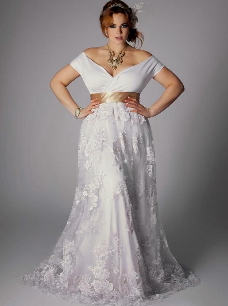 Celtic Wedding Dresses Plus Size Reviewweddingdresses Net Plus