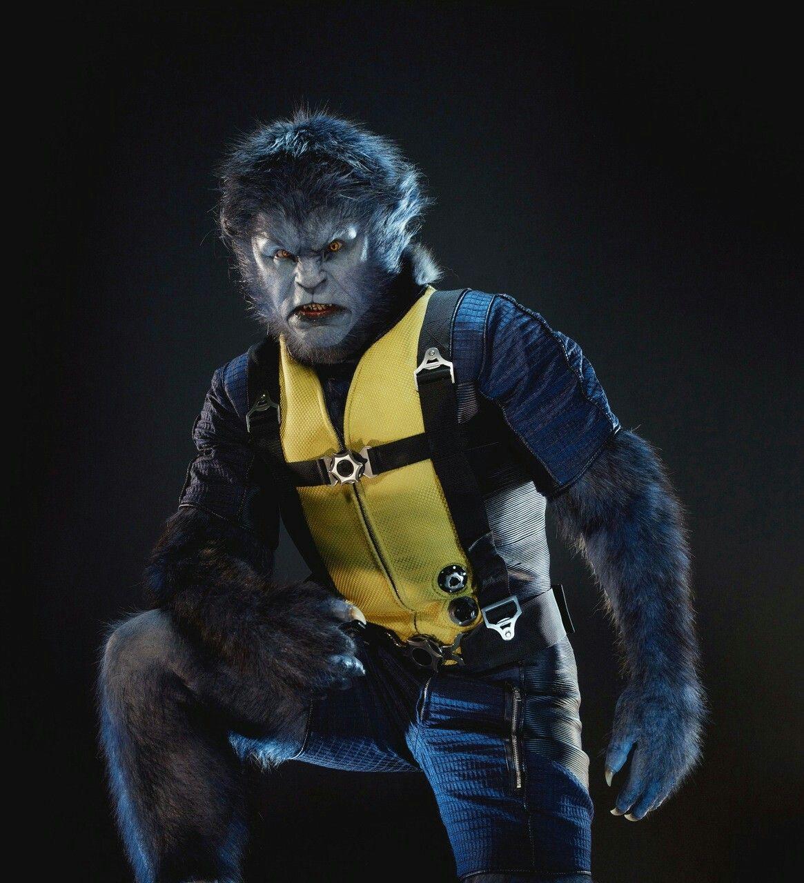 Nicholas Hoult As Hank Mccoy Beast In X Men First Class X Men Man Beast Beast