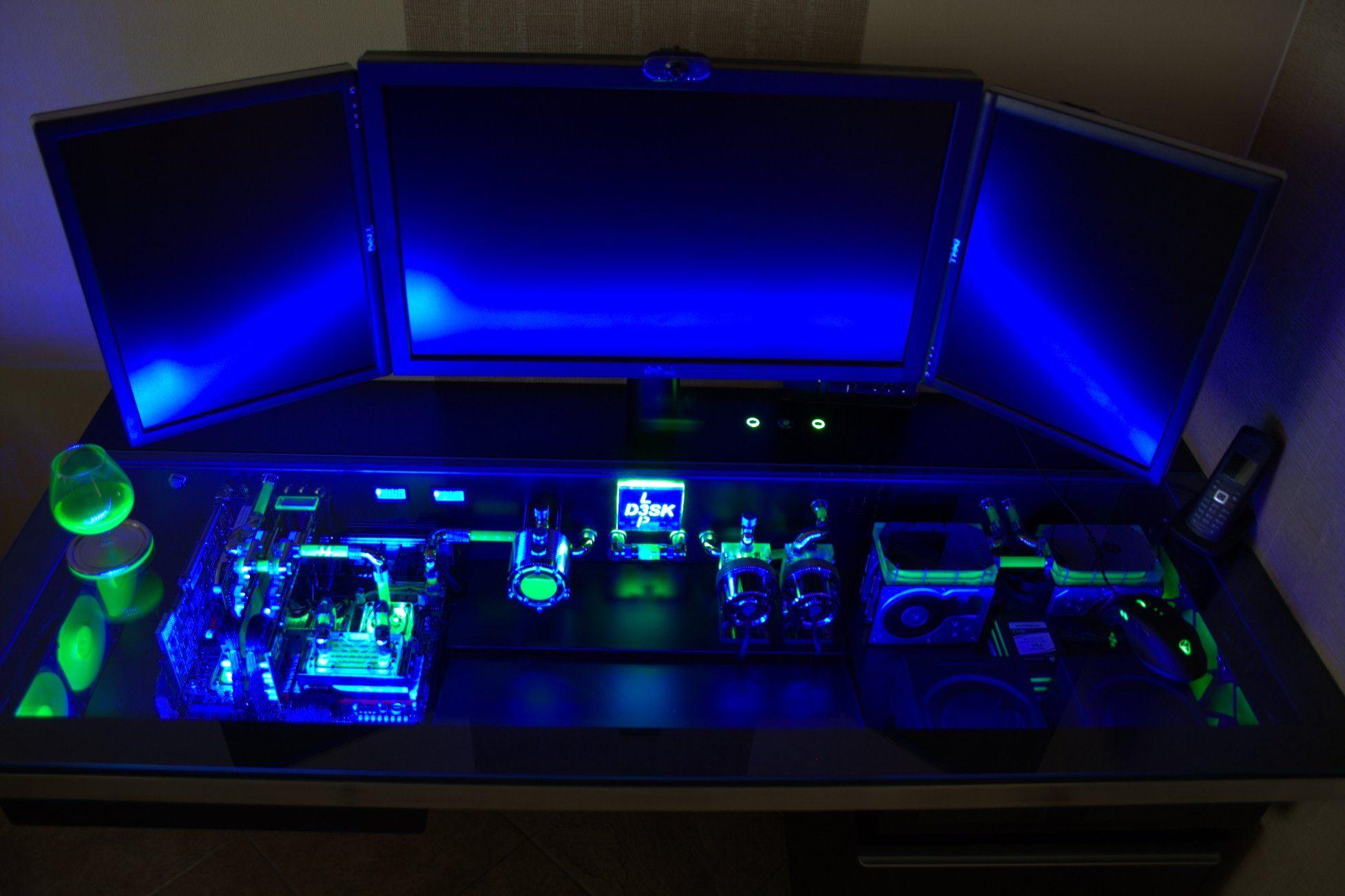 20 Most Popular Diy Computer Desk Plans Gripelements
