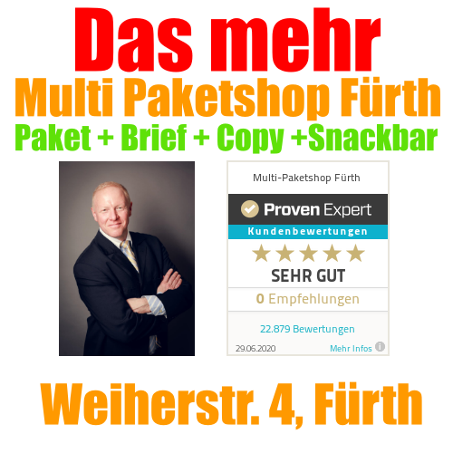 Pin Auf Gls Paketshop Furth Weiherstr 4