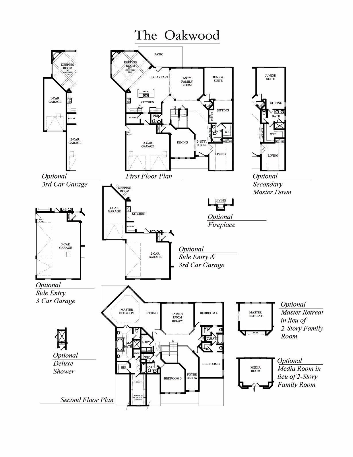 Dr Horton Oakwood Floor Plans House Plans How To Plan