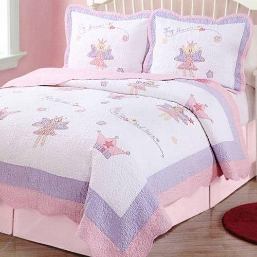 Bedding Comforters Comforter Sets, Fairy Princess Twin Bedding