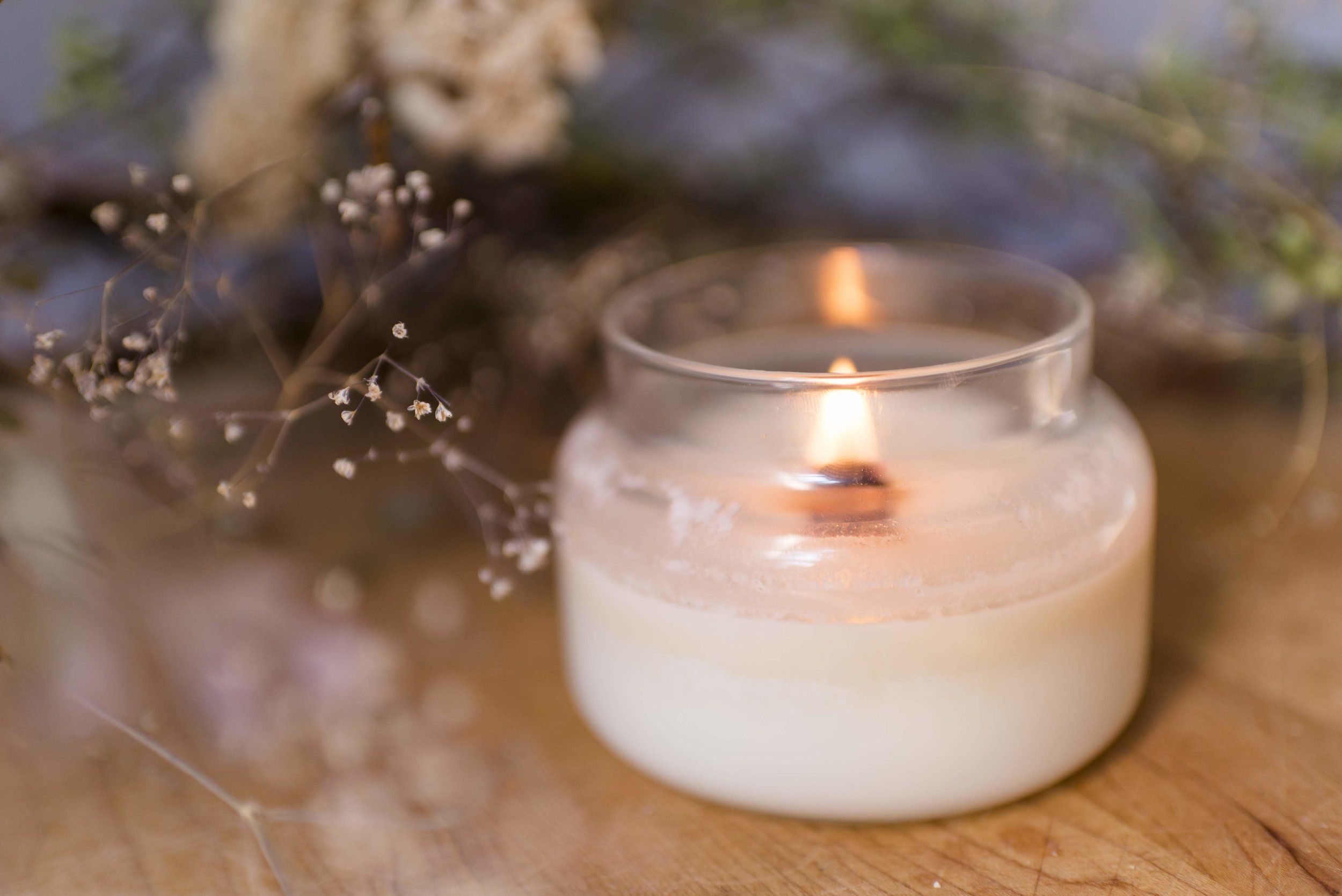 How to Properly Burn a Wood Wick Candle | Wood wick ...