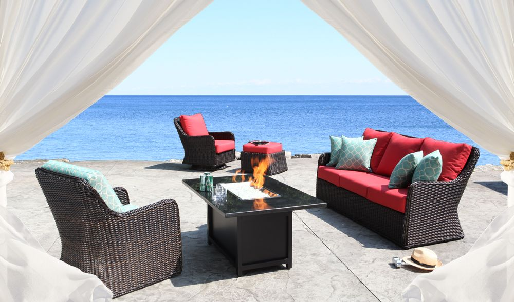 Dune // CabanaCoast | Outdoor furniture sets, Outdoor ... on Dune Outdoor Living id=55802