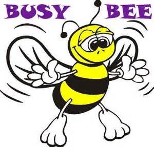Busy Bee Emoji