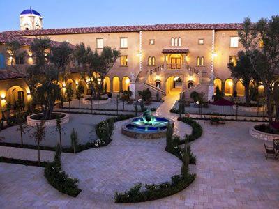 Allegretto Vineyard Resort Paso Robles California Wedding Venues 2