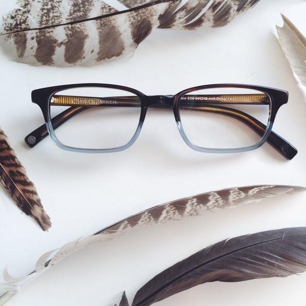 cdaadd1f3040 Warby Parker Wilkie in Eastern Bluebird