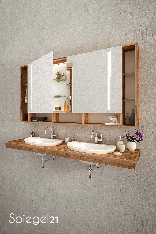 ORLANDO Badspiegelschrank mit Beleuchtung kaufen in 2019 ...