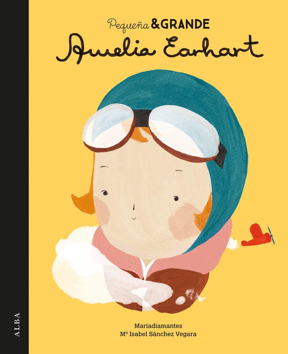 Amelia Earhart fue una valiente e intrépida aviadora norteamericana. Su espíritu aventurero la llevó a convertirse en la primera mujer en cruzar el océano Atlántico en avioneta y la primera en hacerlo sola. Su misteriosa desaparición –cuando estaba a punto de completar la vuelta al mundo por la línea del ecuador...