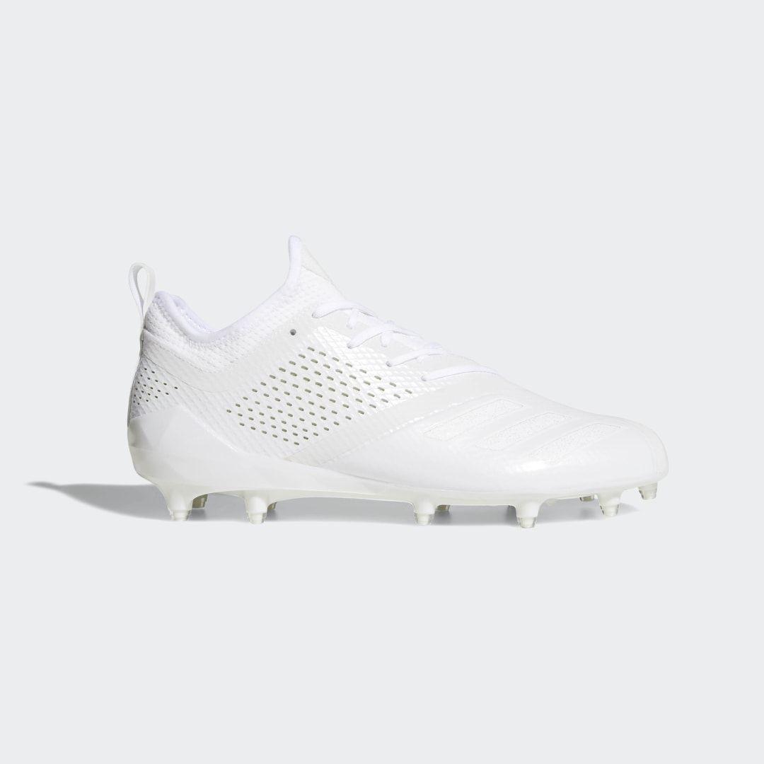 Adidas Adizero 5 Star 7 0 Cleats White Adidas Us In 2020 Soccer Cleats Adidas Custom Soccer Cleats Soccer Cleats
