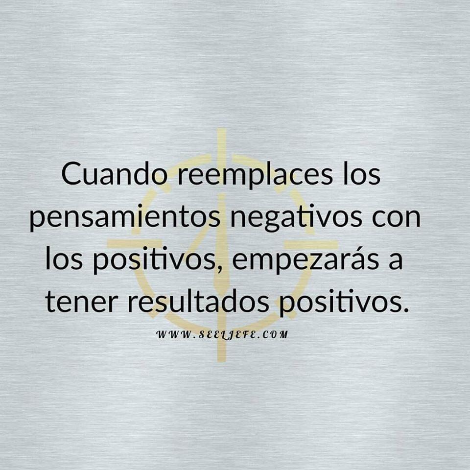 frases para cambiar actitudes negativas