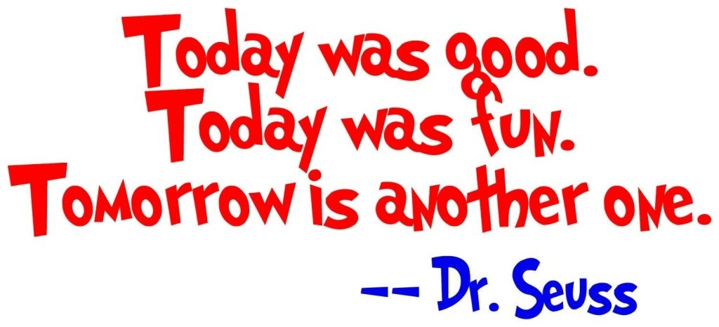 Famous Dr Seuss Quotes Educational Quotes From Dr Seuss ...
