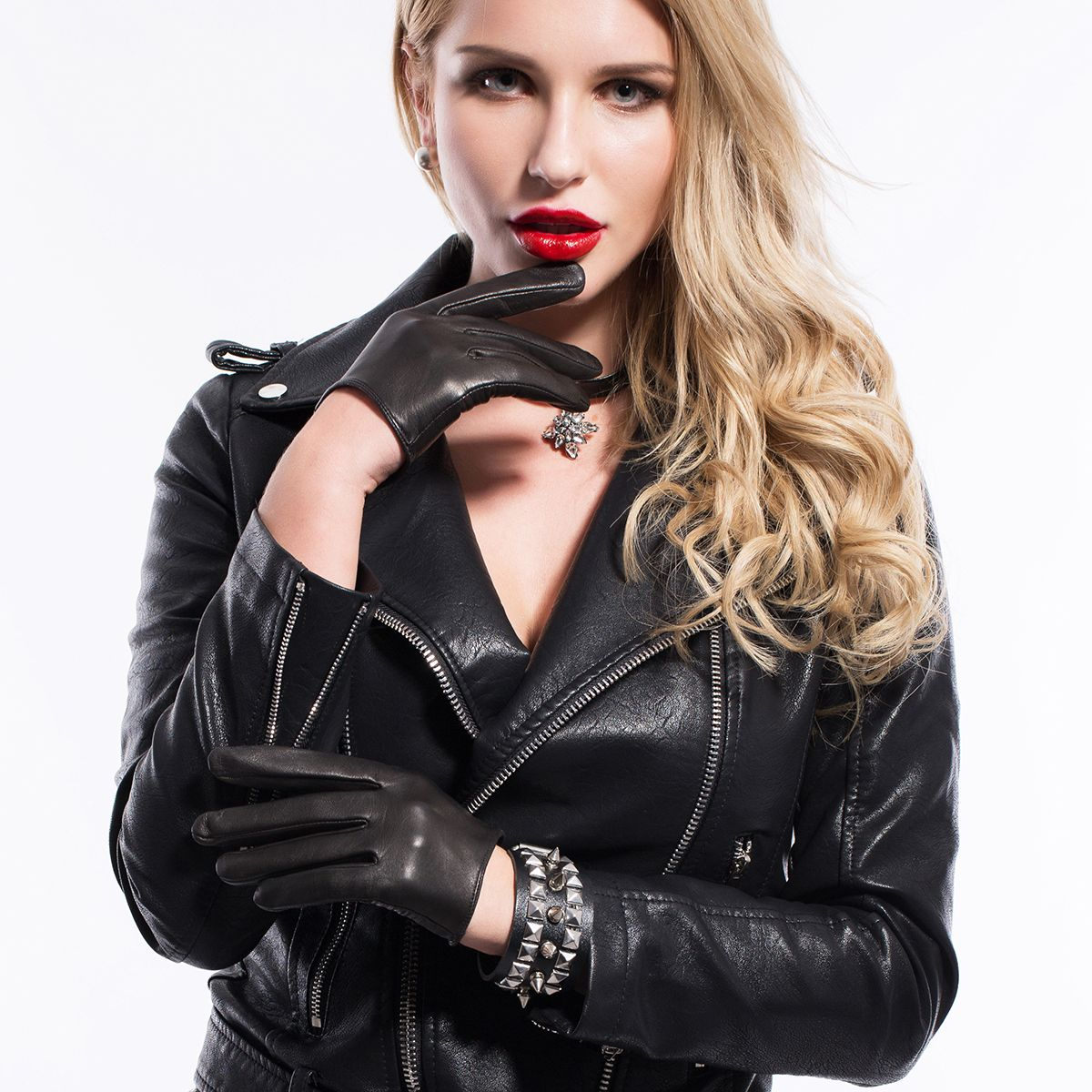 Icon justice leather motorcycle gloves - Protecting Hands With Womens Leather Motorcycle Gloves