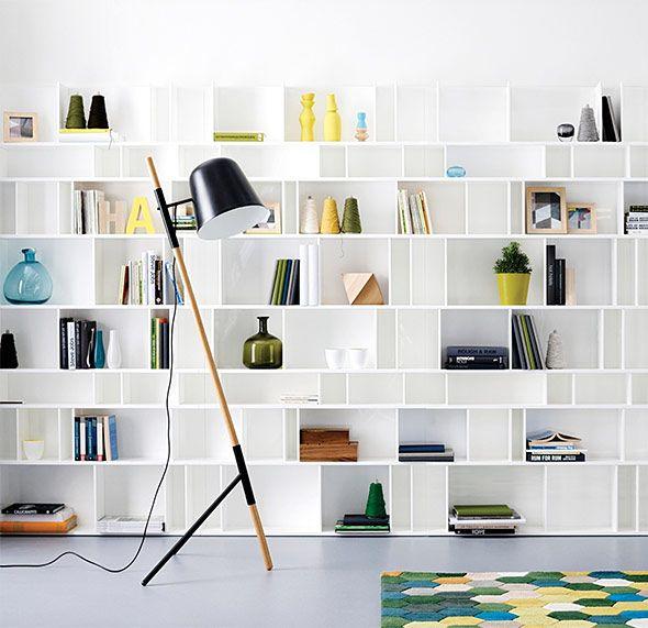como bookshelf boconcept decor pinterest boconcept. Black Bedroom Furniture Sets. Home Design Ideas