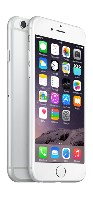 Iphone 6 Phones Devices Shop Fido Ca Apple Iphone 6 Iphone 6 Silver Iphone