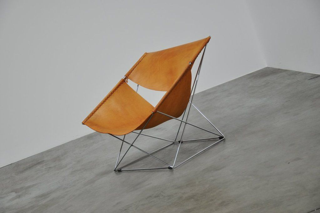 Butterfly Chair [1963] By Pierre Paulin For Artifort