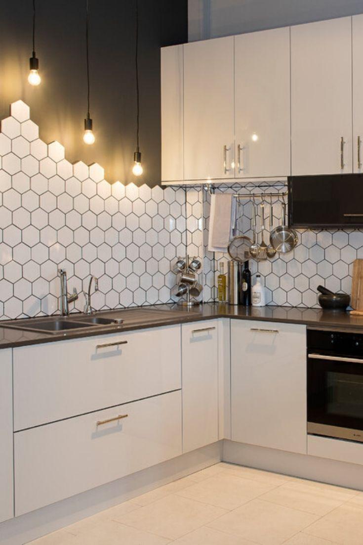 9 Kitchen Wallpaper Ideas in 9   kitchen wallpaper, brick ...