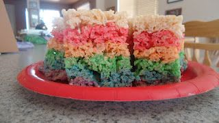 St. Patrick's Day Treats-The perfect dessert for kids.
