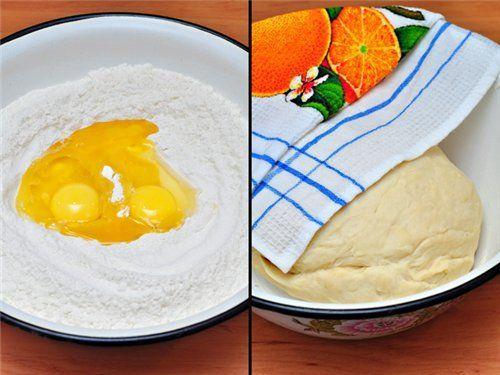 Как-то давно на одном из сирийских сайтов я нашла рецепт арабского теста A'jineh Mwarraqah, меня очень привлекло то, что его можно сделать в прок и заморозить, а потом…