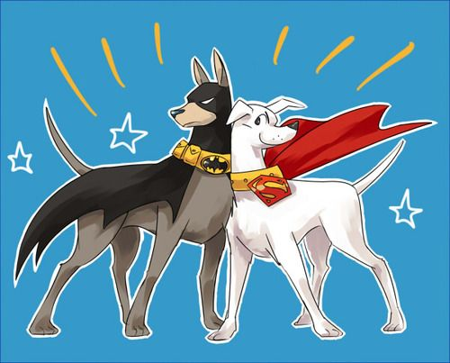 superman and superdog coloring pages - photo#35