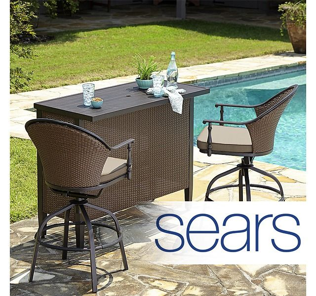 up to 80 off sears patio furniture decor sale more sale sears rh pinterest com