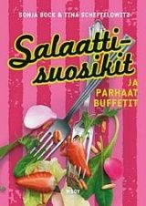 Salaattisuosikit ja buffettiparaati