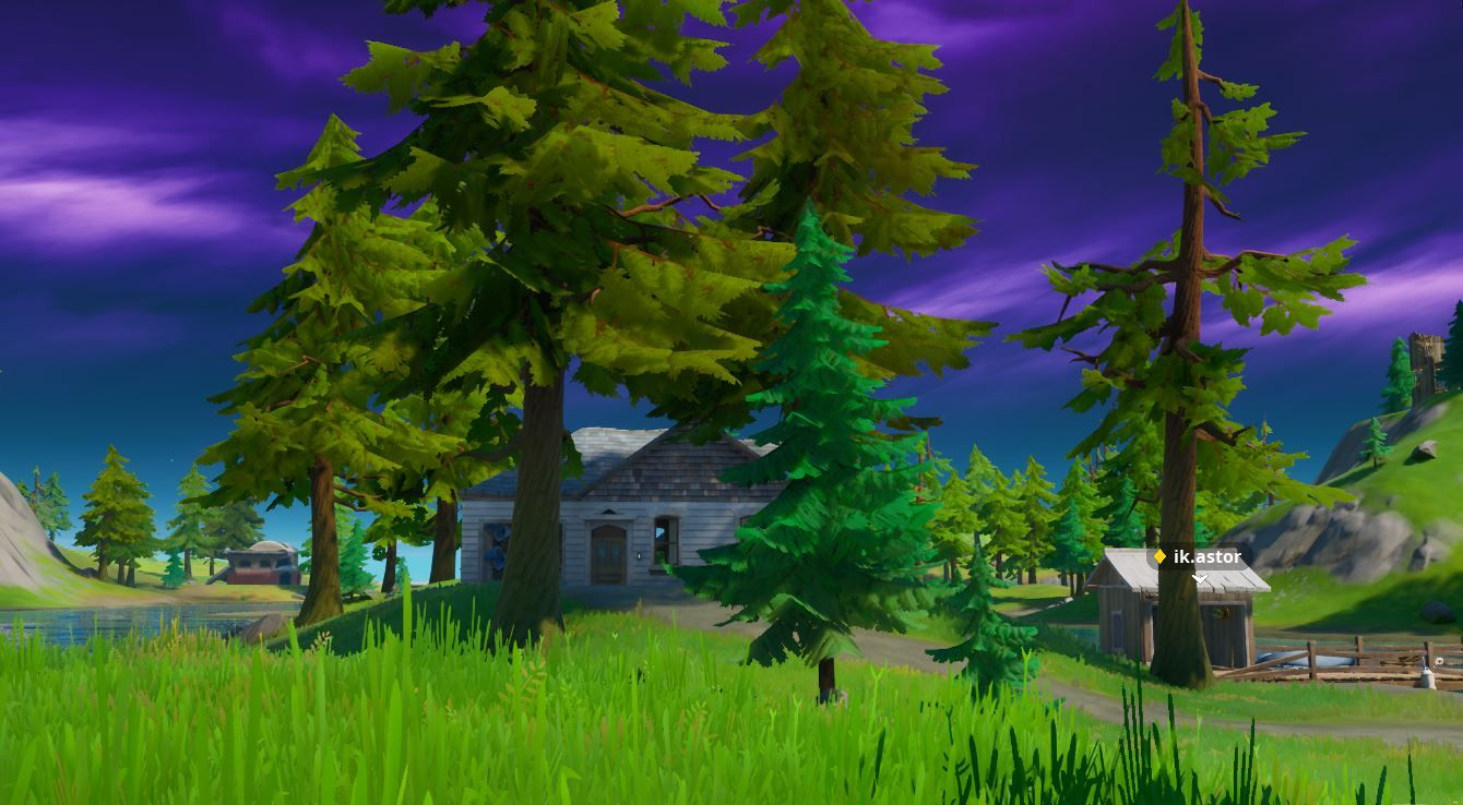 Fortnite Landmark Map Locations How And Where To Discover