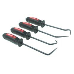 4 Piece Sheffield Tools 58780 Hook And Pick Set