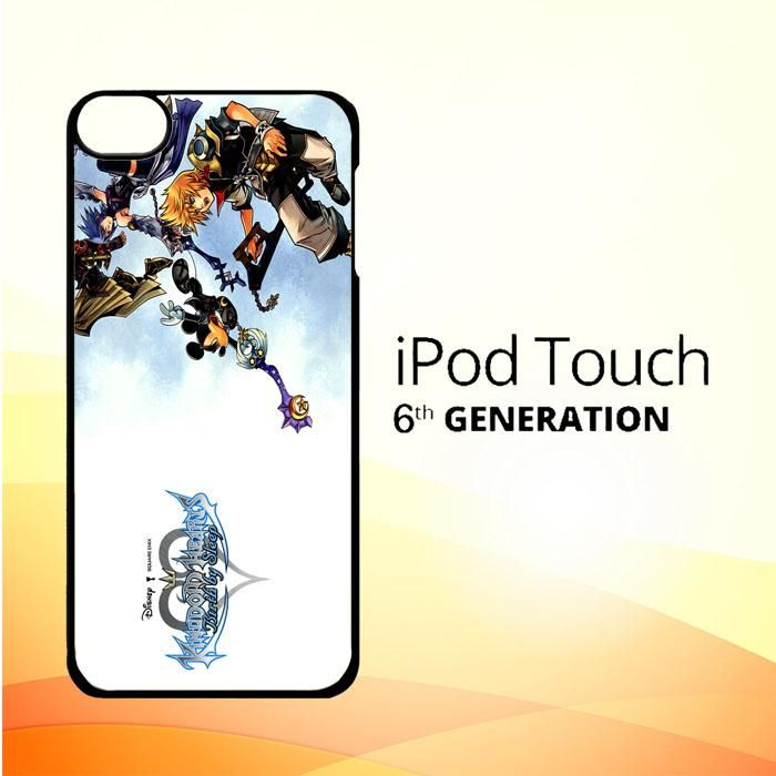 Kingdom Hearts III Game Z0904 iPod Touch 6 Case
