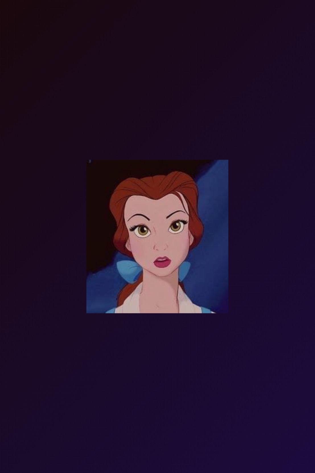 Fond D Ecran Belle Fond D Ecran Telephone Dessin Princesse Disney Princesses Disney Belle