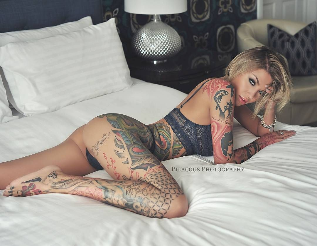 5,518 Likes, 42 Comments - TATTOOED GIRLS INKED BABES ...