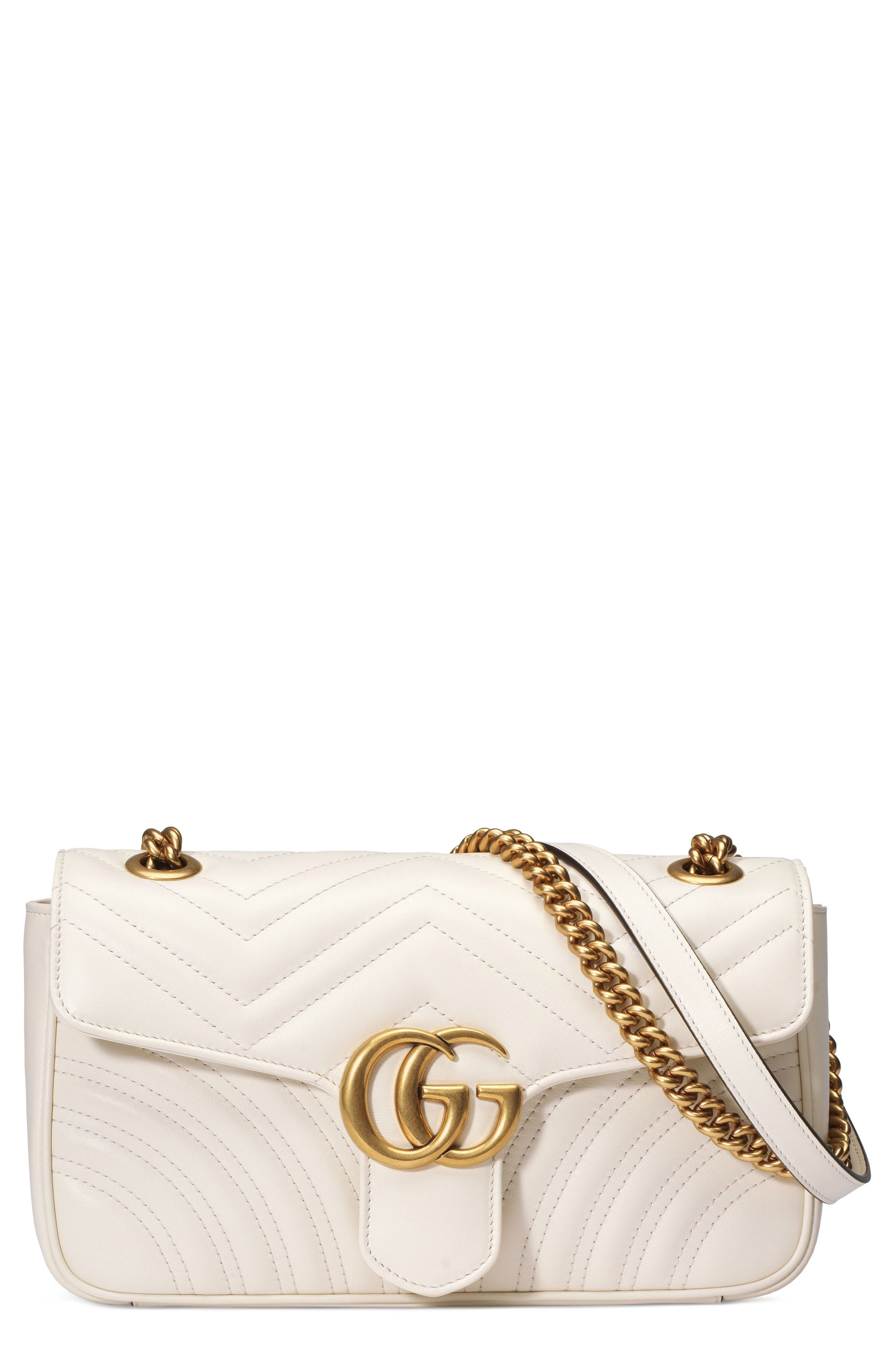 e4fe7f4a3080 Gucci Small GG Marmont 2.0 Matelassé Leather Shoulder Bag available at  #Nordstrom