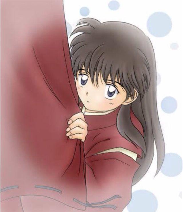Inuyasha S Child Inuyasha Anime Fantasy Anime