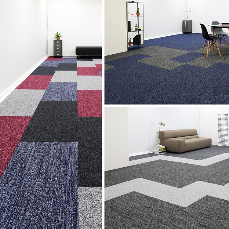 Burmatex Design Blog 2016 Review Infinity Carpet Tiles
