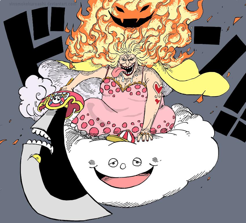 One Piece 889 - Big Mom by VinsmokeKuroAshi | Desenho
