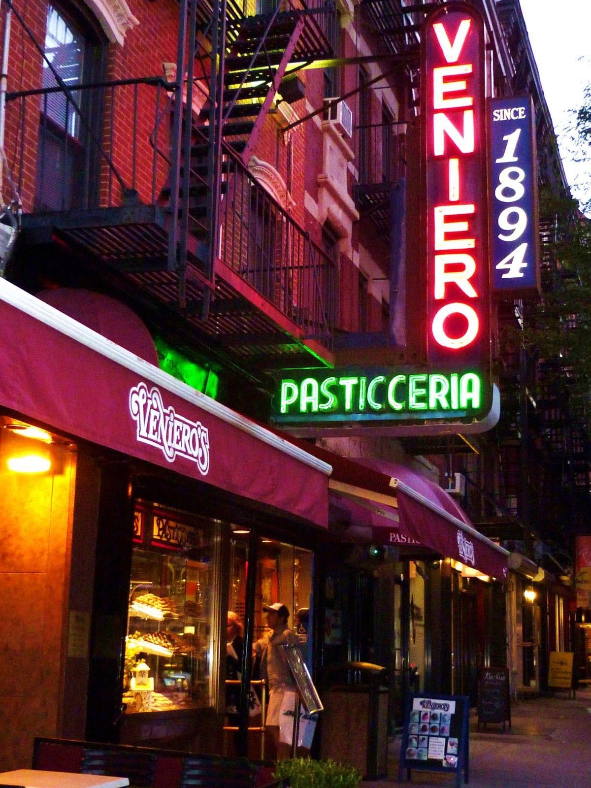 Venieros italian bakery new york usa my childhood pinterest venieros italian bakery new york junglespirit Choice Image