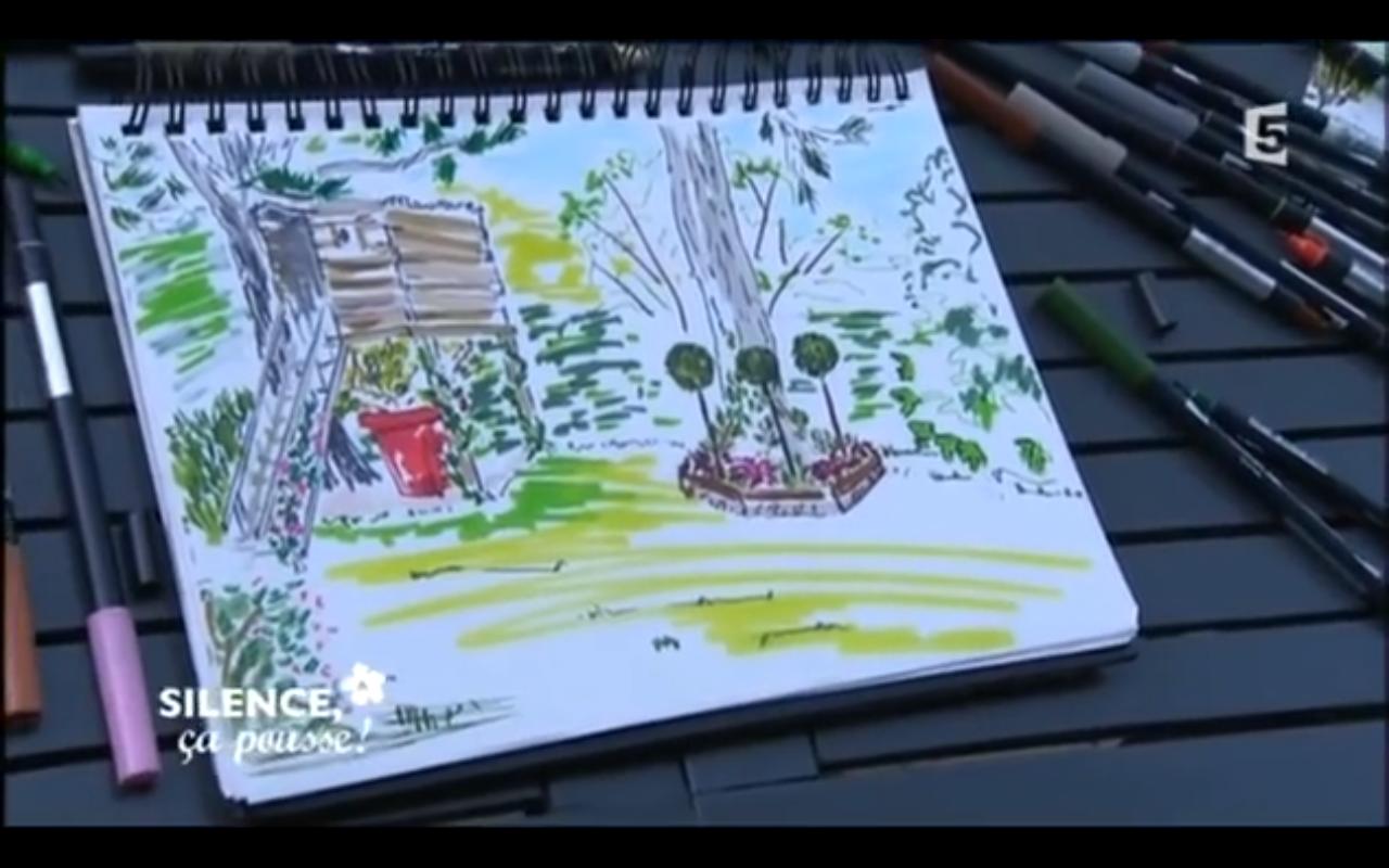 silence a pousse france 5 20fevrier 2015 dessins de. Black Bedroom Furniture Sets. Home Design Ideas