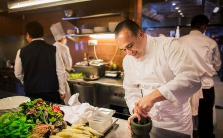 Why Vegetables Are Way More Exciting Than Meat For A Top Chef Jean Georges Vongerichten The Chef Behind Dozens Of Re Cooking Meat Cooked Vegetables Vegetables
