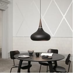 Photo of Orient pendant lamp P3 black