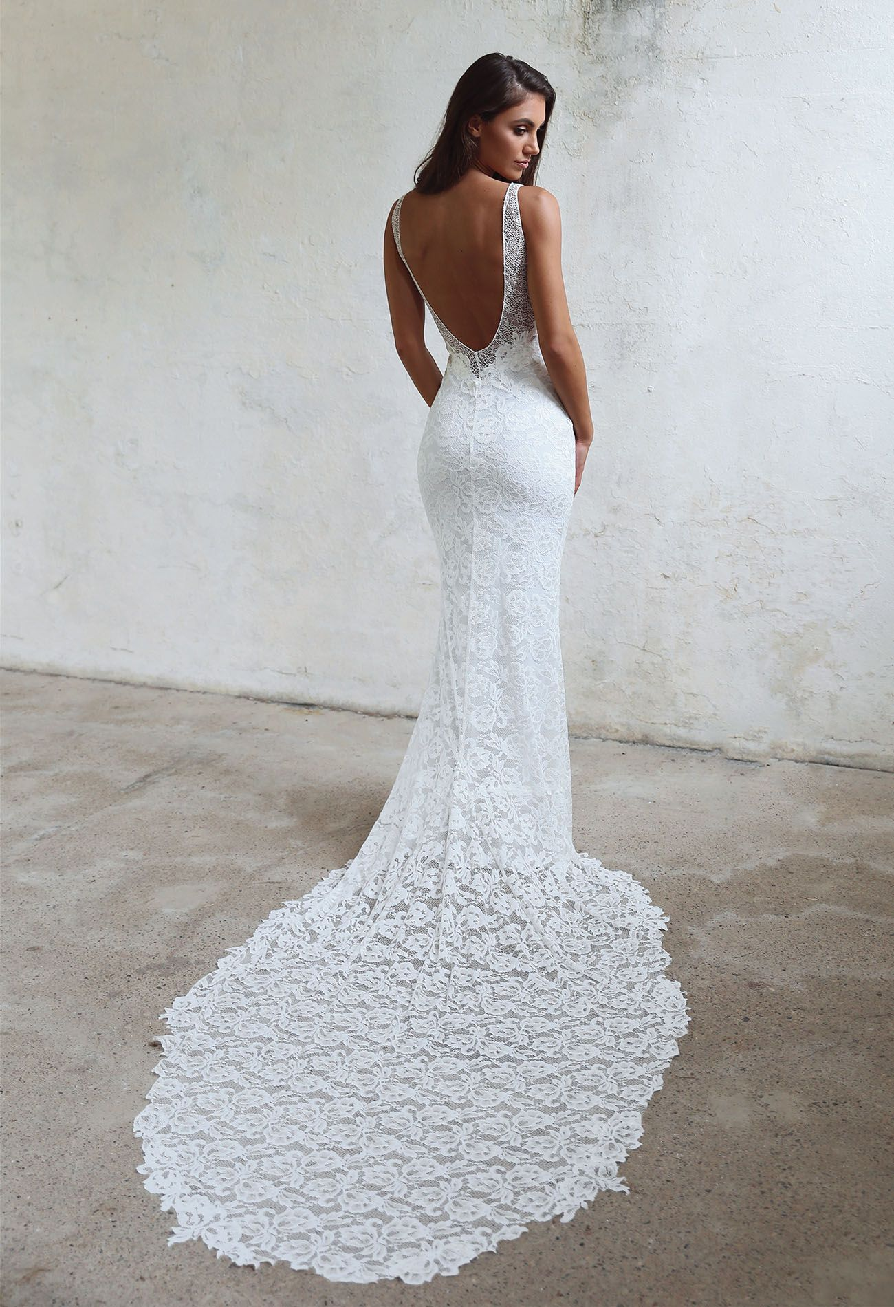 The Brand New Gia Gown from Grace Loves Lace | Pinterest | Boho ...