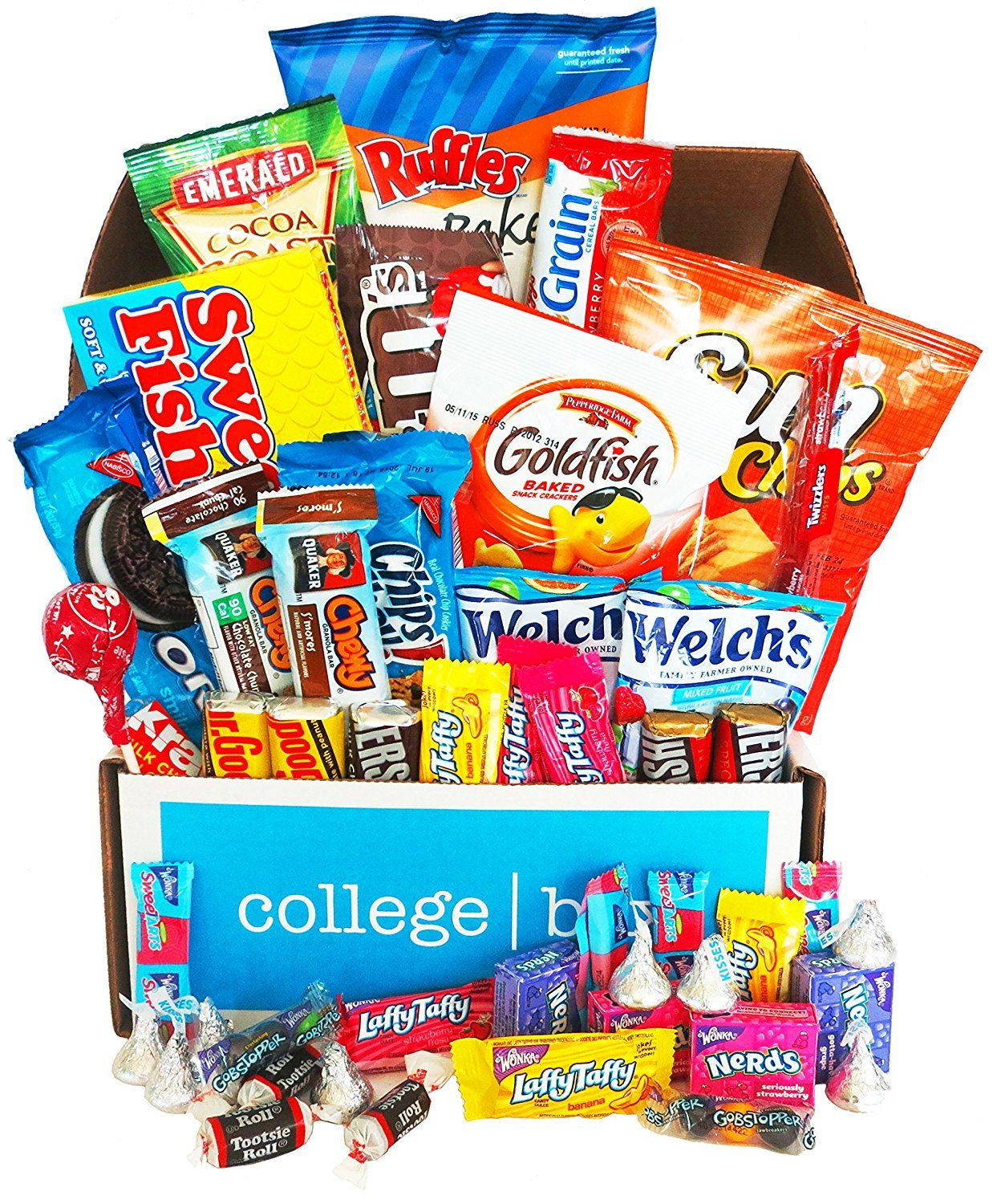 Classic snacks care package snack gift college assortment classic snacks care package 30 count chips cookies candy assortment bundle gift pack and variety box collegebox easter gift learn more by visiting the negle Choice Image