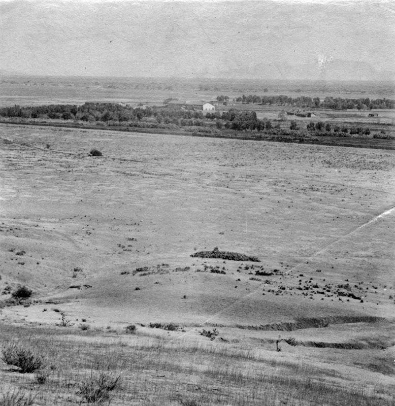 First Known Photograph Of San Fernando Valley 1873 San Fernando