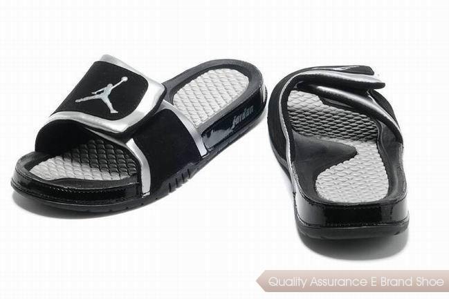 884a68d132682c nike air jordan hydro 2 slide sandals black white sneakers p 3288 ...