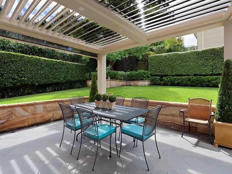 Outdoor Living Design With Pergola From A Real Australian Home   Outdoor  Living Photo 101032