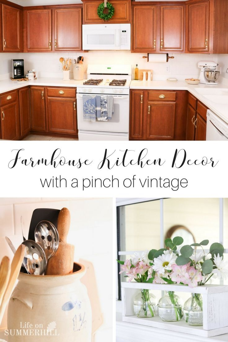 DIY, tips, and ideas for that warm French farmhouse country feeling ...