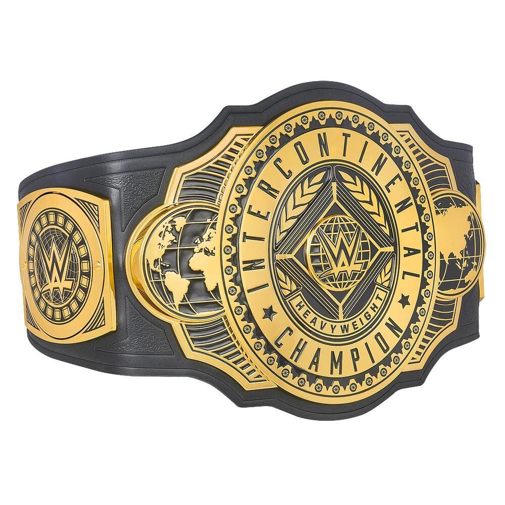 Wwe Intercontinental Championship Replica Title 2019 Wwe Us Wwe Intercontinental Championship Wwe Championship Belts Wwe